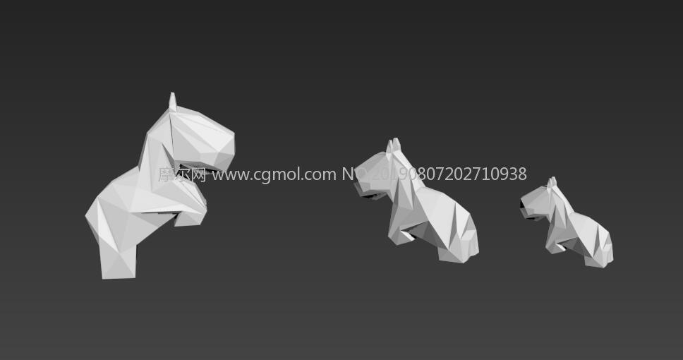卡通�缀涡●Rmax模型