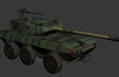 坦克���糗�LAV-600,�Ц吣�,低模及一套�N�D,�N�D需要自己�{整