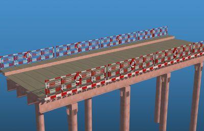 T型������识�3D模型