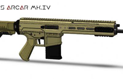 MK4-1 STEP格式模型