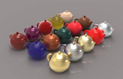 小茶壺MAX高模