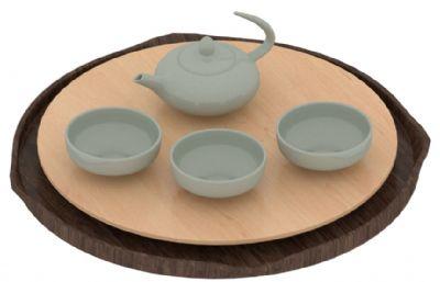 茶�夭杈咛籽b3D模型