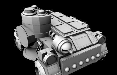 小小�b甲�maya模型