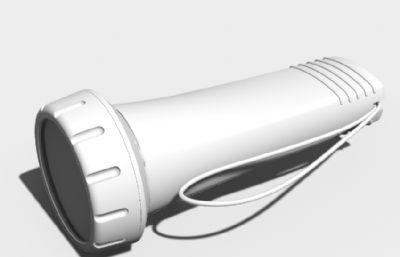 家用手�筒3DS模型