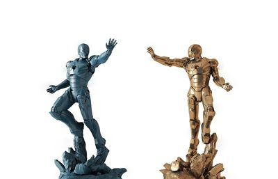 ��F�b手�k模型造型3D模型