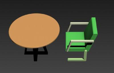 ��蔚氖�茸�椅3D模型