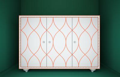 �柜,衣柜3D模型