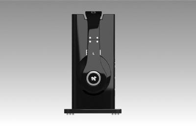 高保真�^戴式耳�C3D模型