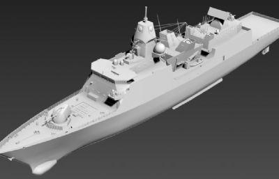 荷�m海�七省��o�l�3D模型