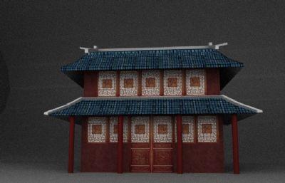 古代二�有�蔷��maya模型,��钨N�D