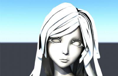 秀�庑愿信�孩maya模型