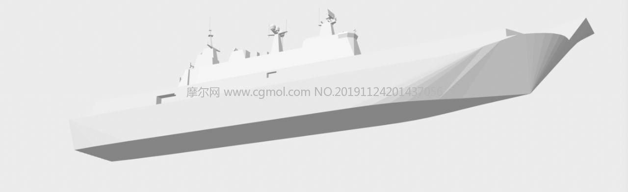 西班牙海�胡安卡洛斯一世����攻�襞�STL模型(�]吊�)
