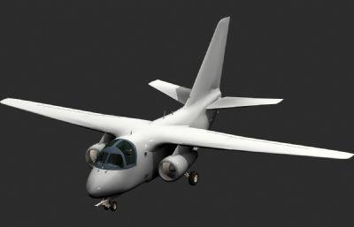 s-3北�W海�I反���C3D模型