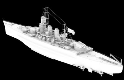 意大利王��海�加�S�韧屑��鹆信�3D模型