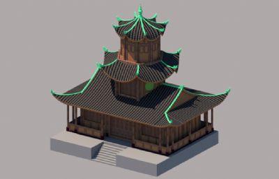 文昌�w寺�Rsu模型