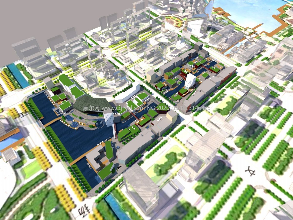 城市����Dsu模型