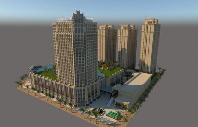 酒店及周�商�I��su模型