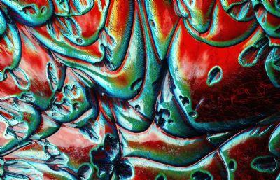 唐三彩瓷器表面花�yC4D模型