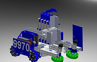 ��克�{姆��C器人�3D�D�step格式