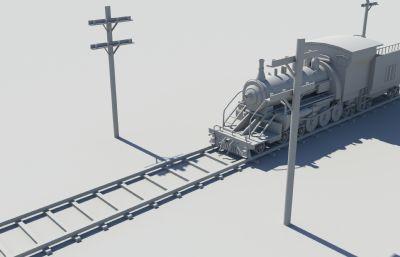 火�+���U+�F��鼍�maya模型