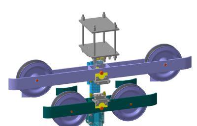 �|�平衡器�D�模型,IGS格式