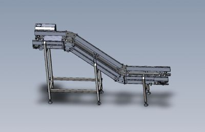 Z字提升�送�Csolidworks�D�