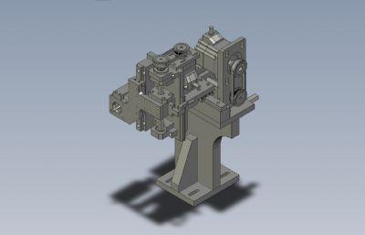 笛卡��的�C器人STP格式模型
