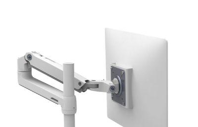 顯示器伸縮旋轉活動支架RHINO設計模型,附stp,igs格式文件