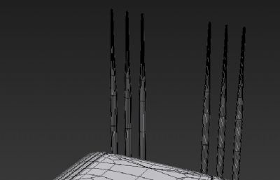 �{制解�{器,路由器3D模型