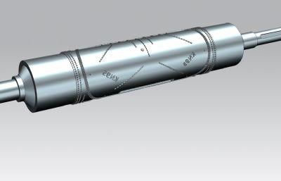 KN95口罩�C�X模�耗>�STP格式模型
