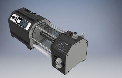 呼吸器,呼吸機,空氣產生裝置STP格式模型