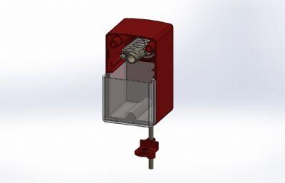 卷�P刀Solidworks�O��D�模型