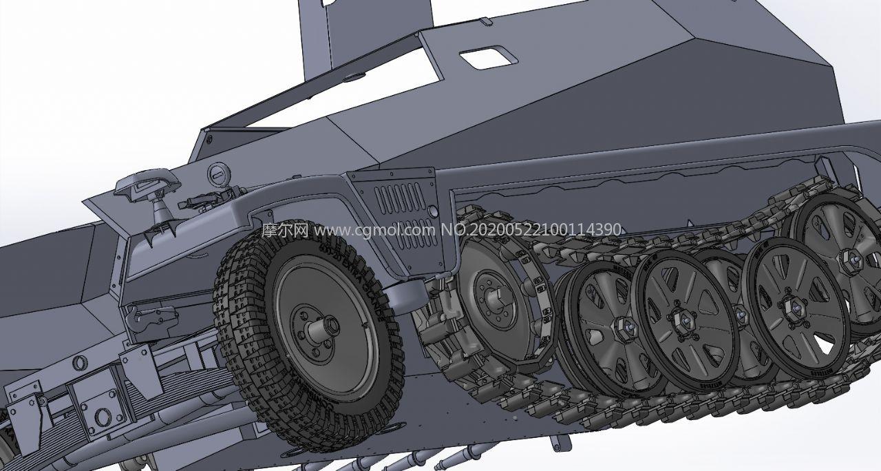 履����虞p型�b甲�,步�疖�Solidworks2020�D�模型