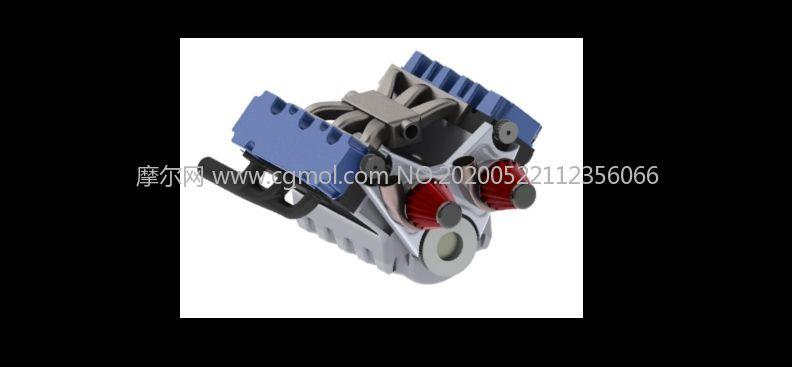 v6�l��C,6缸�l��CSolidworks�O�模型