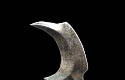 小巧精致的弓3D模型