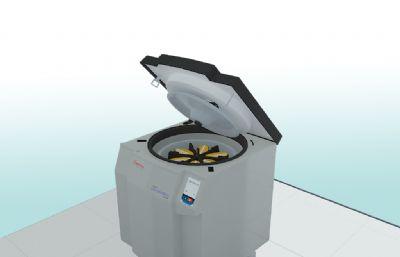 細胞分離機,醫療設備3D模型