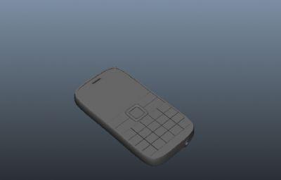 �Z基��按�I手�Cmaya模型