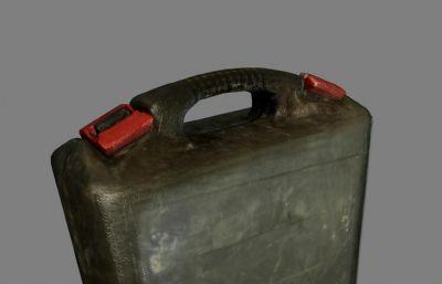舊油桶,臟油桶,柴油桶MAYA模型,有MB,FBX,OBJ等格式