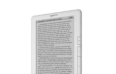 亞馬遜kindle電子書3D模型